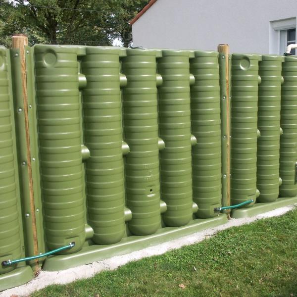 Solutions de récupération d\'eau de pluie - Ecol\'eaumur.com