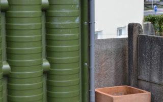 Trop plein des récupérateurs d'eau ecoleaumur